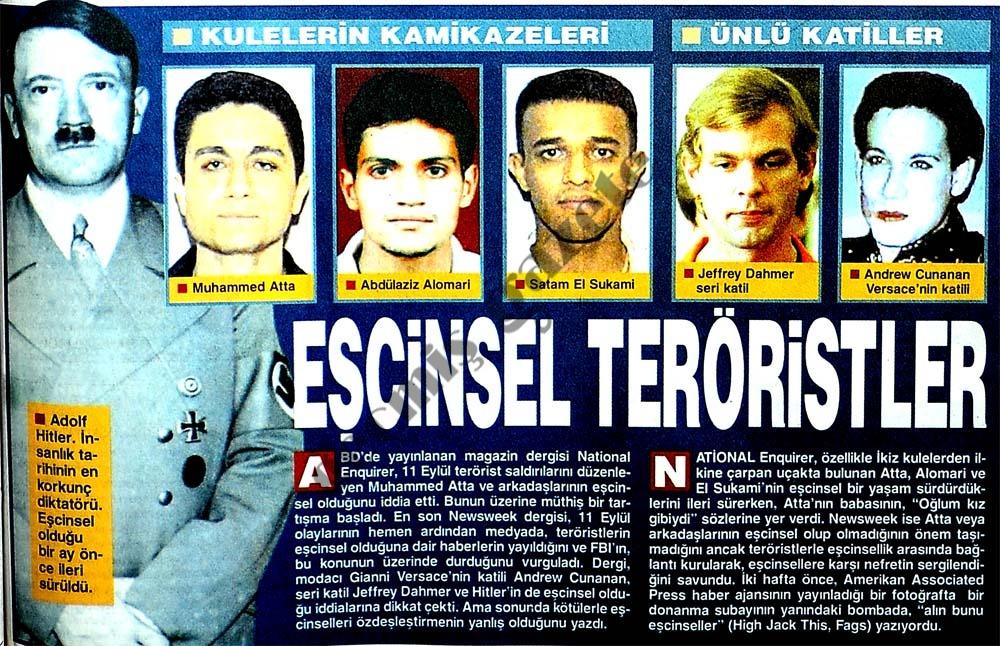 Eşcinsel teröristler
