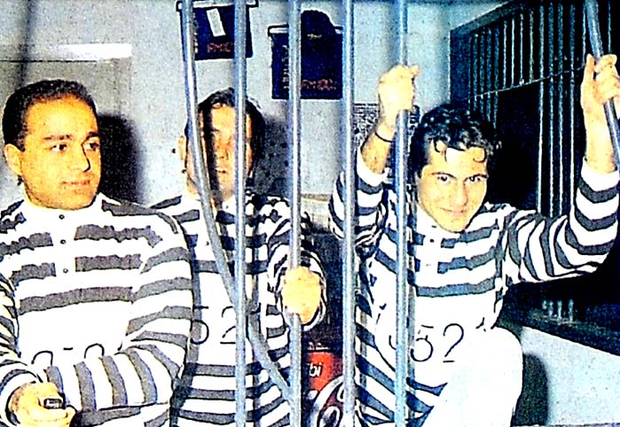Hapishane Disko