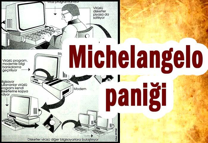 Michelangelo paniği