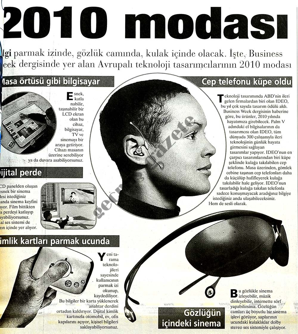 2010 modası