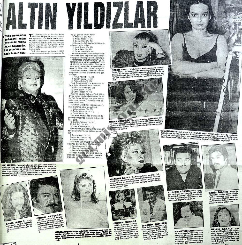 ALTIN YILDIZLAR