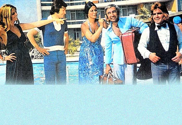Şener Şen'in ilk filmi