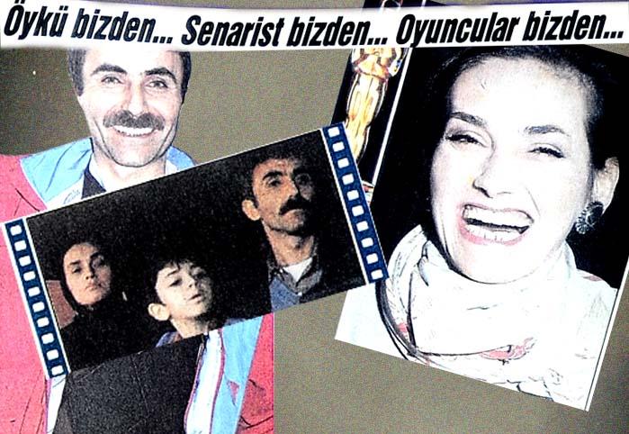 Oscar'da Türk damgası