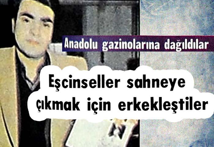Anadolu gazinolarına dağıldılar