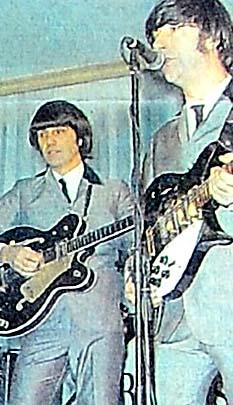Beatles rüzgarı