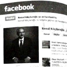 Facebook'tan seslendi