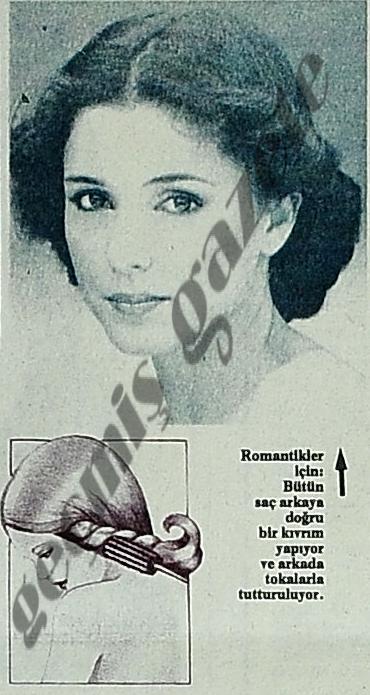 1977 Saç Modası