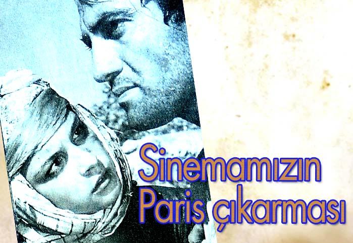 Sinamamızın Paris çıkarması
