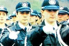 Polisin gurur günü