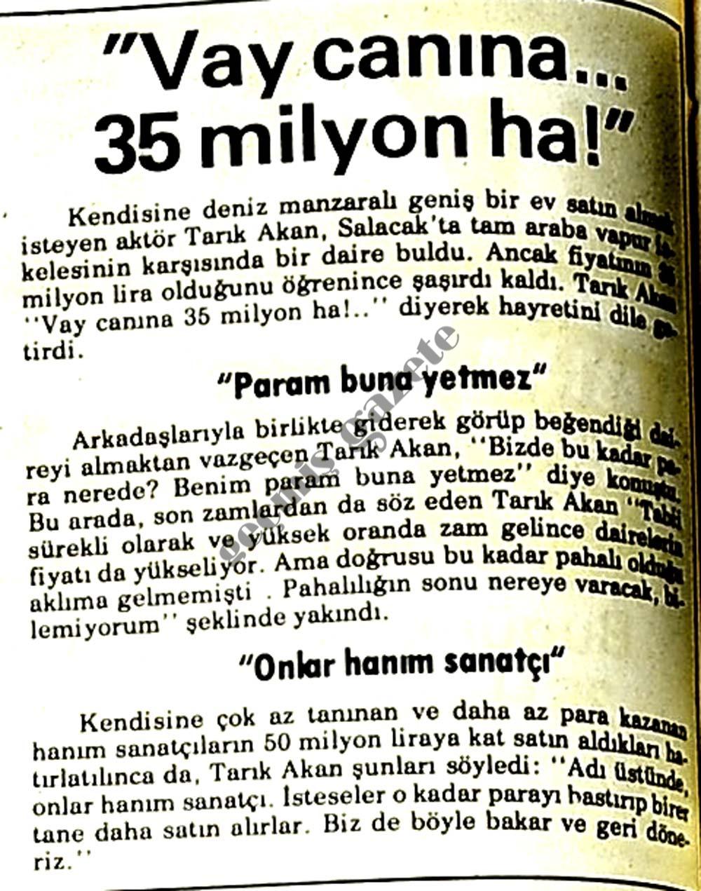 Vay canına...35 milyon ha!