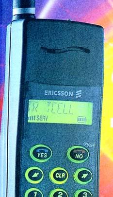 Herkese Ericsson cep telefonu
