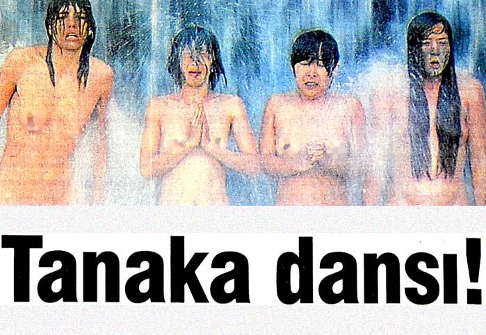Tanaka dansı!