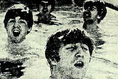 Beatles'lar duruldular