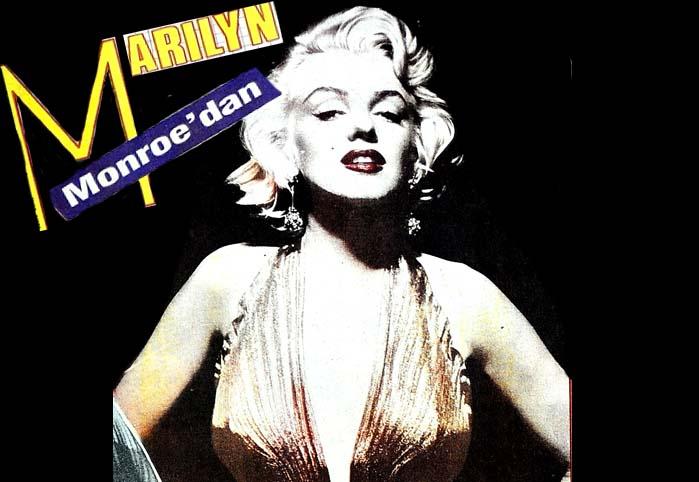 Marilyn Monroe'dan Ölmeyen elbise
