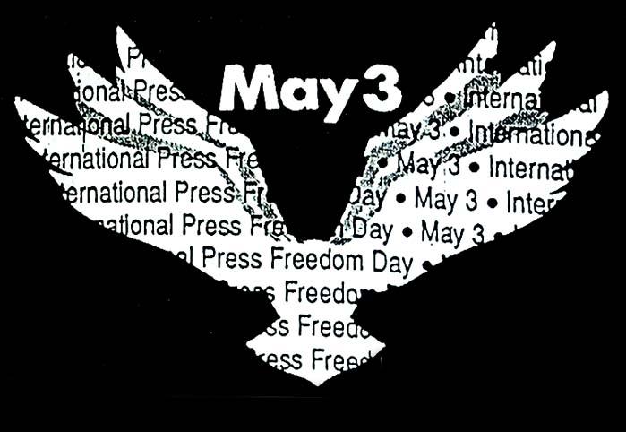 Gazeteci pataklamama günü