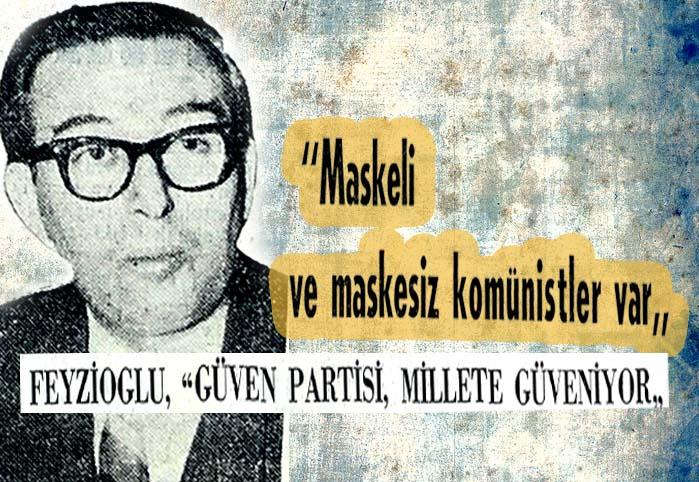 """Feyzioğlu, """"Güven Partisi, millete güveniyor"""""""