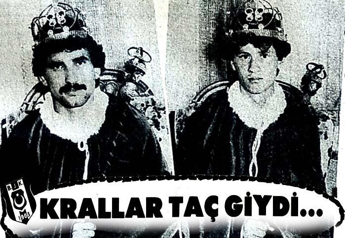 Krallar taç giydi