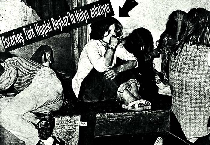 Esrarkeş Türk Hippisi Beykoz'lu Hülya anlatıyor