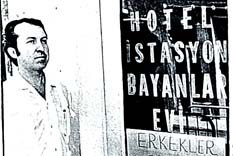 Erkeklere yasak olan otel