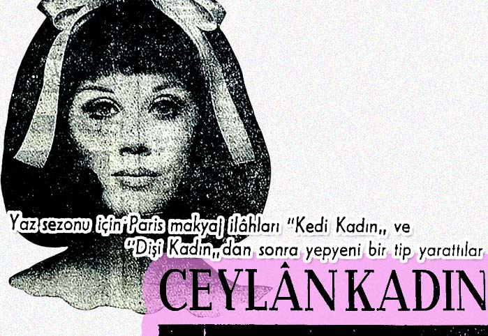 Ceylan kadın
