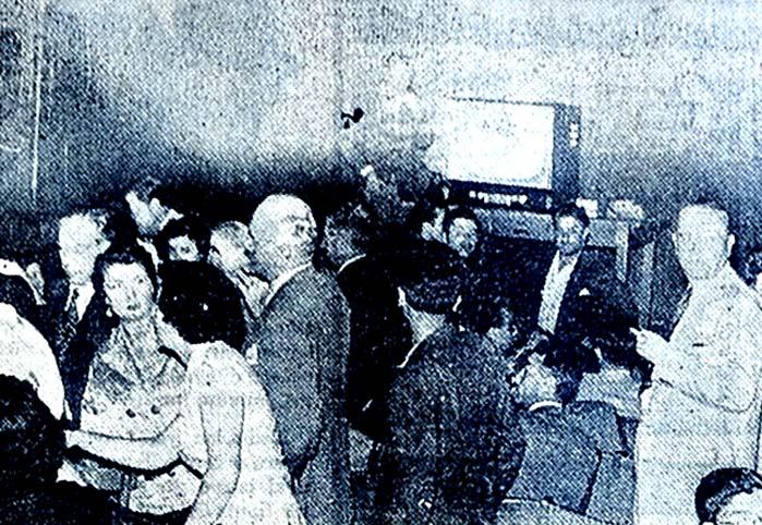 Televizyon gösterisi fiyasko ile bitti