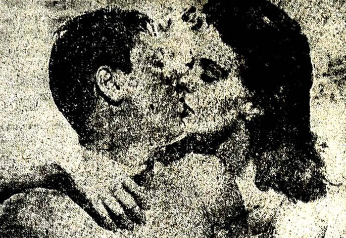 Nasıl öpüşüyorlar?