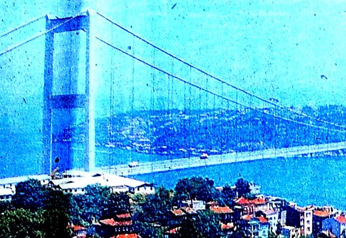 Yeni köprü bugün açılıyor