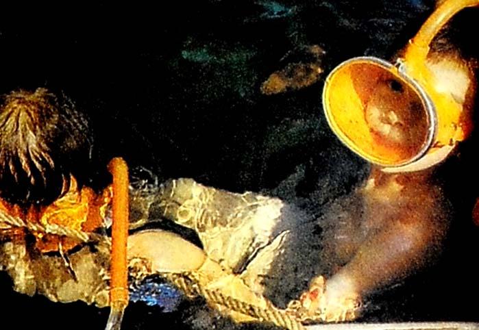Su altında sünnet