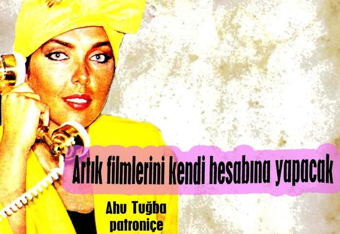 Ahu Tuğba patroniçe