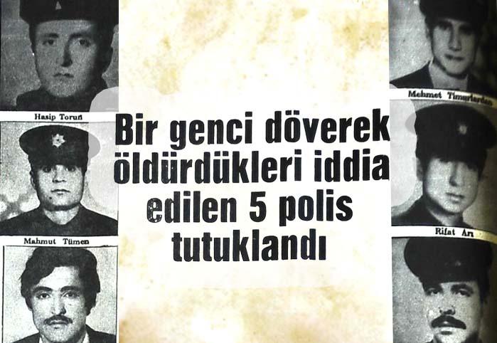 5 polis tutuklandı