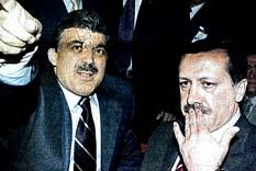 Erdoğan'ın vekaleti Gül'e
