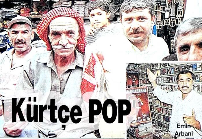 Kürtçe POP