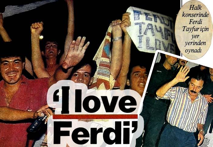 I love Ferdi