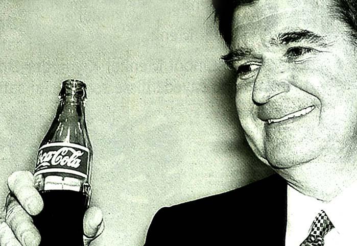 Cola başkanının zor günleri