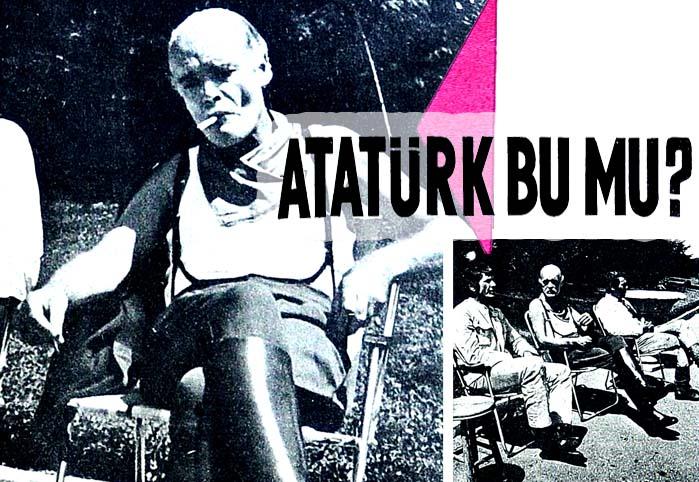 Atatürk bu mu?