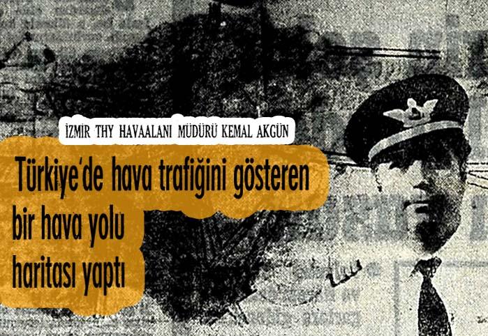 İzmir THY Havaalanı Müdürü Kemal Akgün