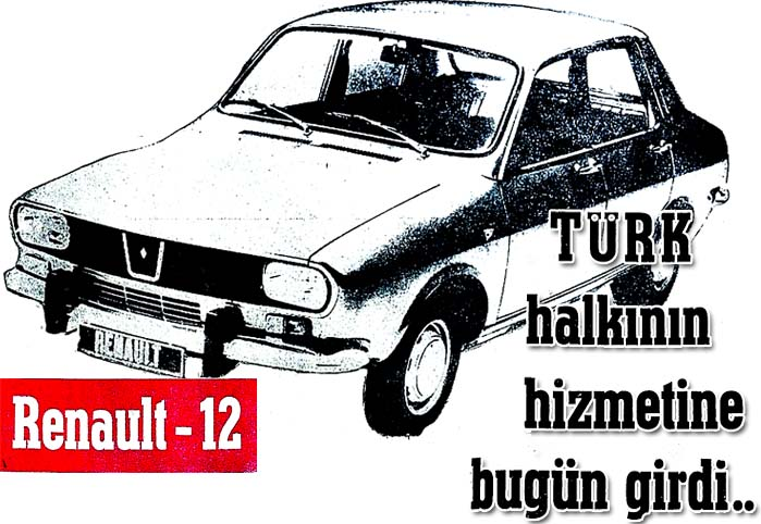 Renault - 12