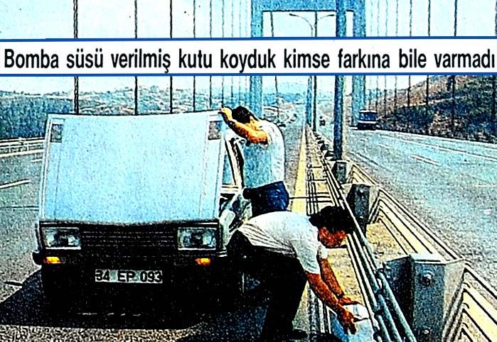Köprü Allah'a emanet