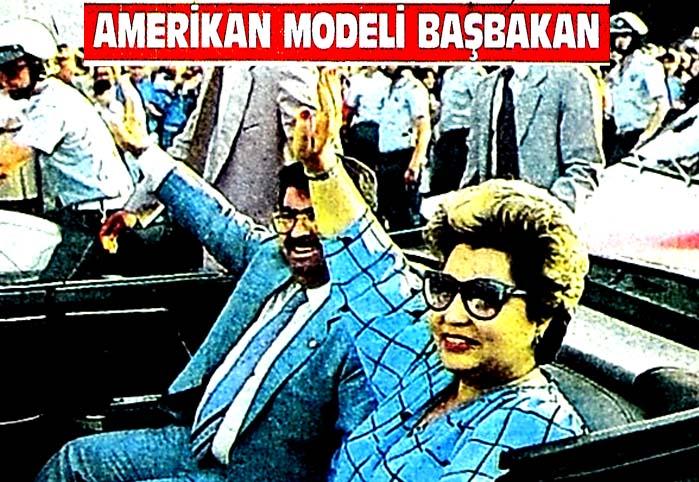 Amerikan Modeli Başbakan