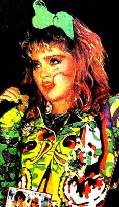 Madonna çılgınlığı