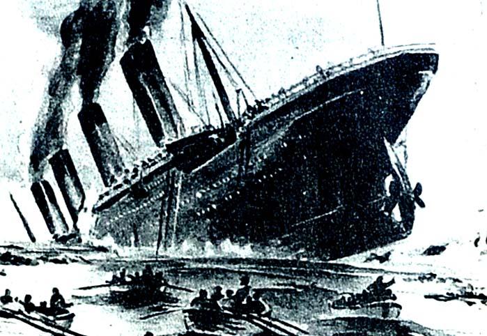 Titanik bulundu