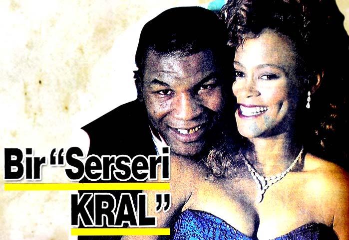 """Bir """"Serseri KRAL"""""""