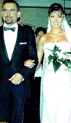 Kır düğünüyle evlendiler
