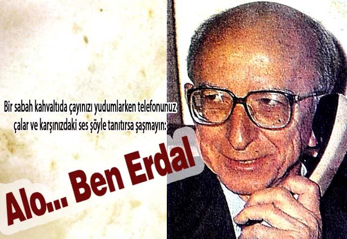 Alo... Ben Erdal