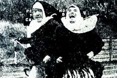 Bu da Rahibeler Olimpiyat'ı