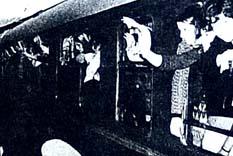Trene rağbet arttı