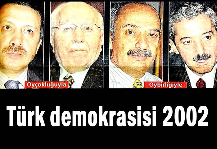 Türk demokrasisi 2002