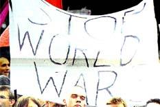 Savaşa hayır!