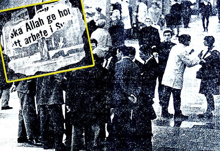 Türk işçisini Allah bile kurtaramaz