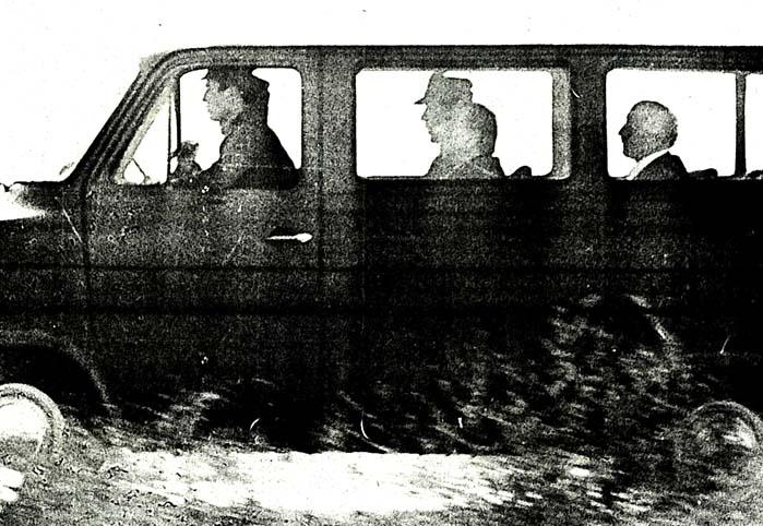 Erbakan ve Türkeş Ankara'ya getirildi